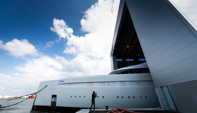 Feadship 816 Charter Yacht - 4