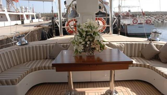 Rosinante Charter Yacht - 3