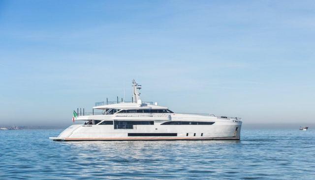 Bartali Charter Yacht