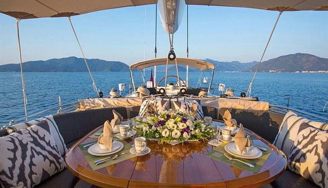 Savarona Charter Yacht - 7