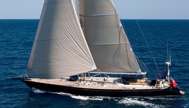 Dark Star of London Charter Yacht