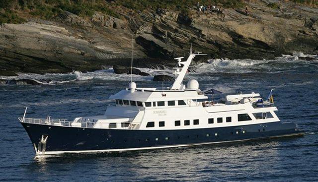 Aga 6 Charter Yacht