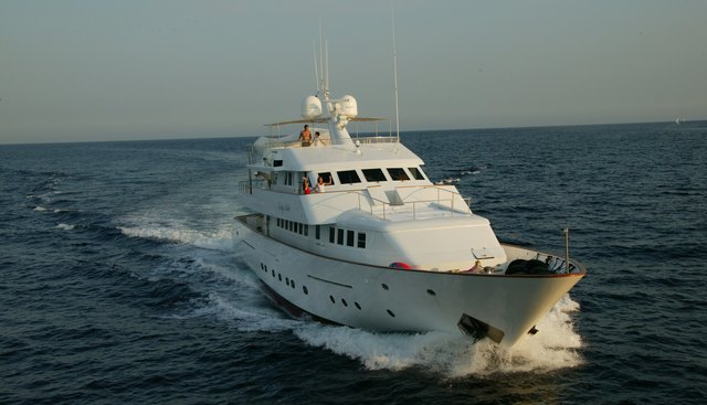Lady Aida Charter Yacht - 3