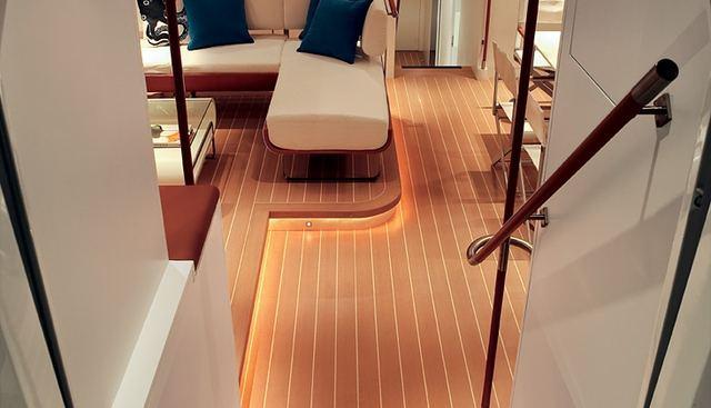 Yam 2 Charter Yacht - 7