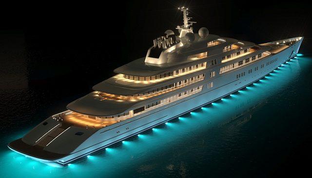 Azzam Charter Yacht - 4