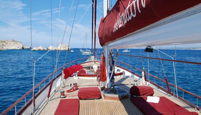 Akhenaton Charter Yacht - 2