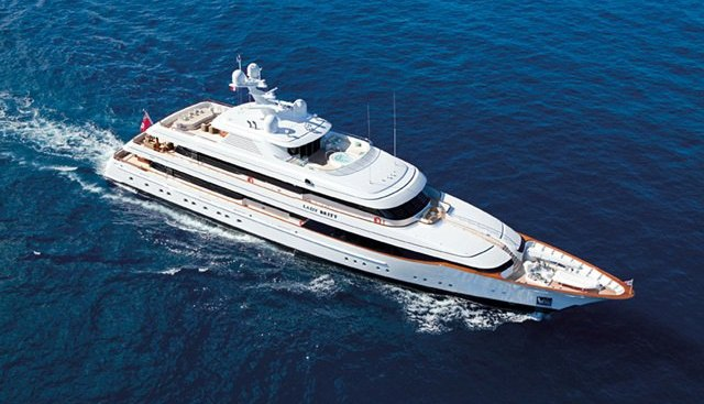 Lady Britt Charter Yacht