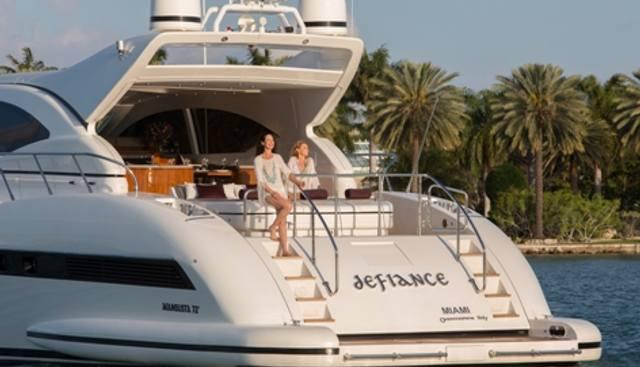 Defiance Charter Yacht - 5