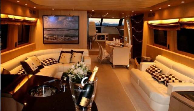Temptation Delta Charter Yacht - 4