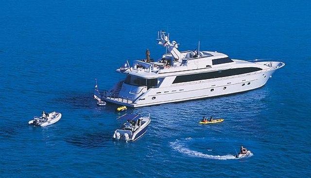 Sans Souci Charter Yacht - 3