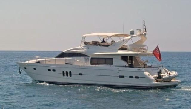 The Doctor Charter Yacht - 3