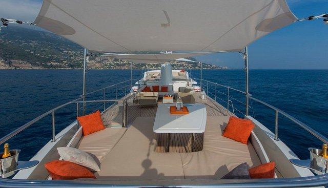 Sultana Charter Yacht - 4