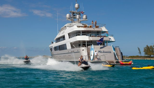 My Seanna Charter Yacht - 5