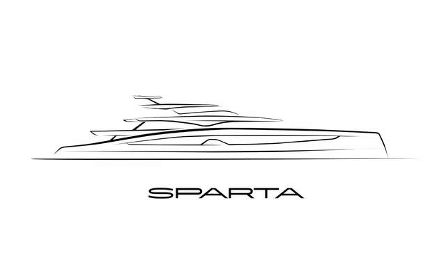 Project Sparta Charter Yacht