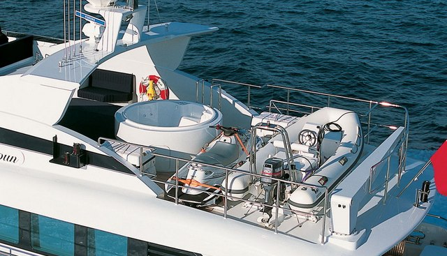Ammoun Of London Charter Yacht - 5