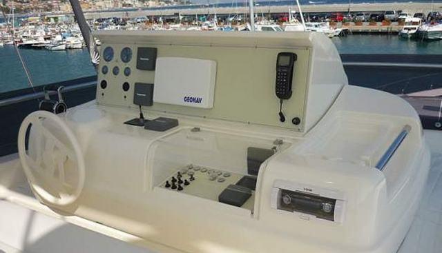Pantera Charter Yacht - 4