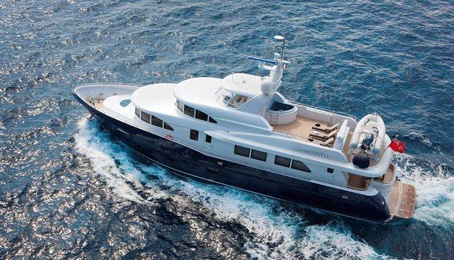 Belle Isle Charter Yacht - 2