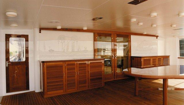 Le Pharaon Charter Yacht - 5