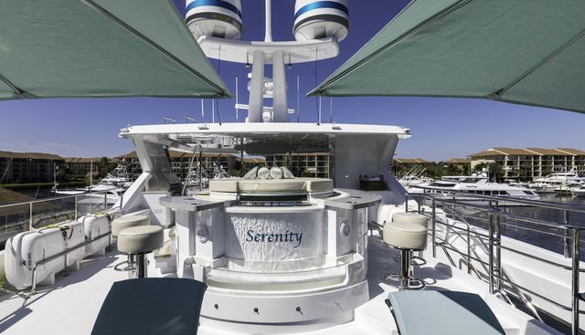 Serenity Charter Yacht - 4
