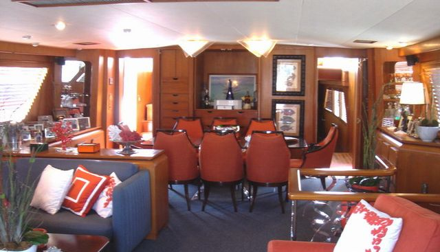 Alicia Charter Yacht - 5