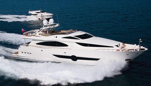 Caramel Charter Yacht