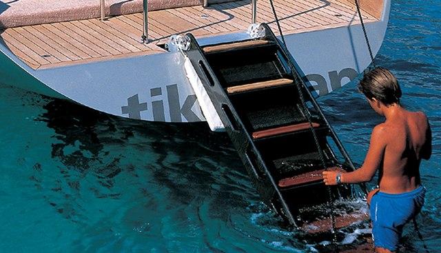 Tiketitan Charter Yacht - 5