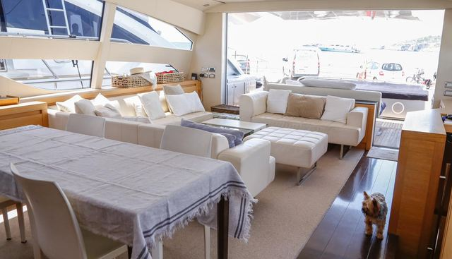 Halley Charter Yacht - 4