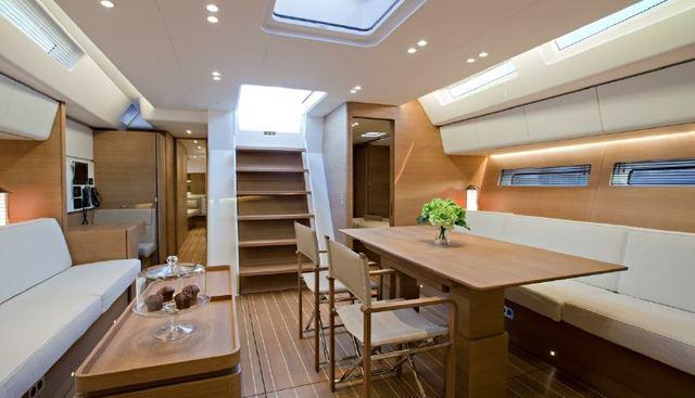 Charlotte Bis Charter Yacht - 3