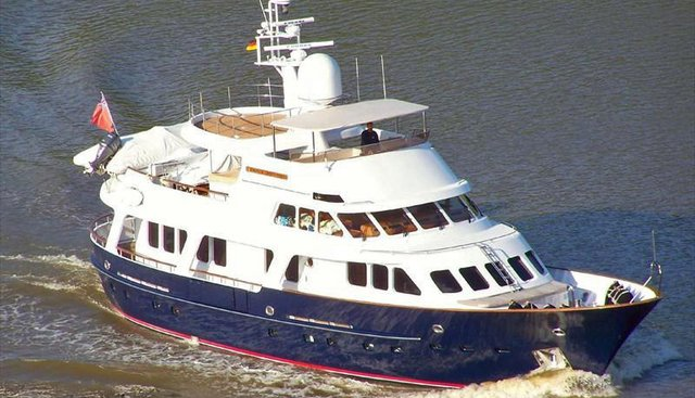 Moonshadow Noa Charter Yacht - 5