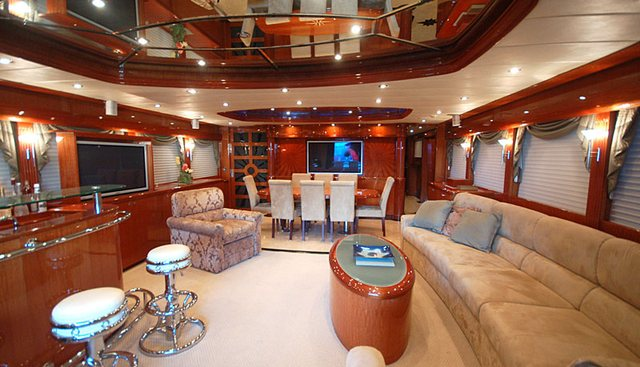 MIss Stress Charter Yacht - 5