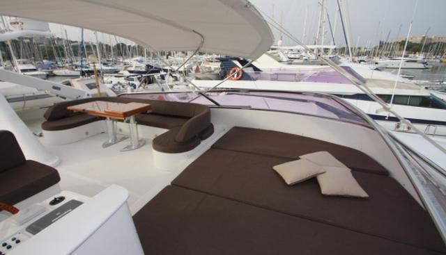 First Episode Charter Yacht - 6