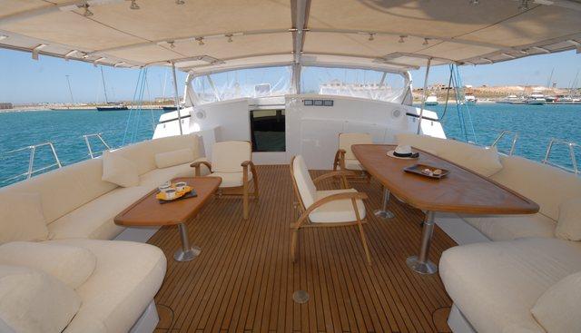 Rosinante of Notika Charter Yacht - 3