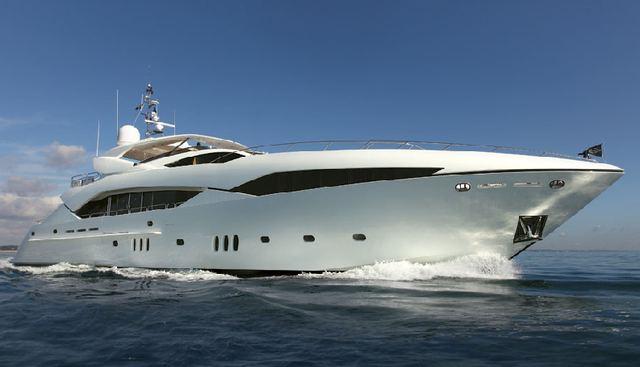 Vitamin D Charter Yacht