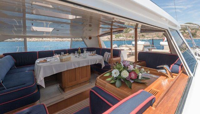 Adesa Charter Yacht - 4