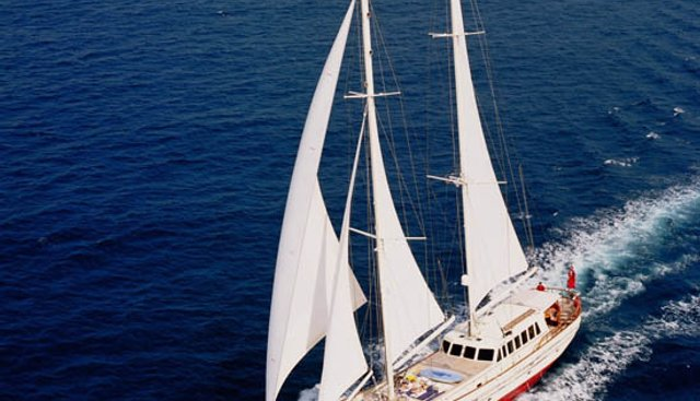 Tigerlily of Cornwall Charter Yacht - 3