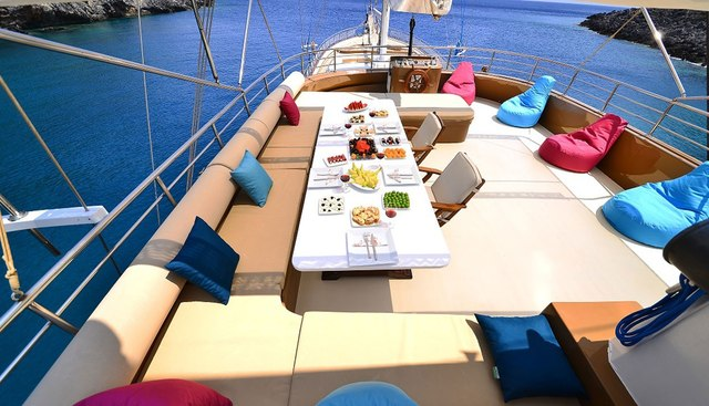 Luce Del Mare Charter Yacht - 4