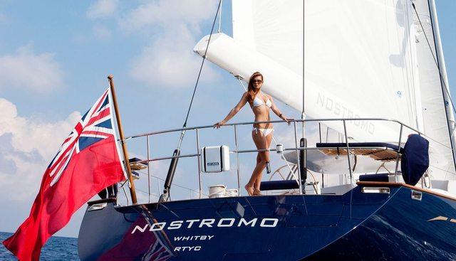 Nostromo Charter Yacht - 5