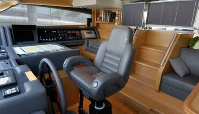 Carolina Charter Yacht - 6