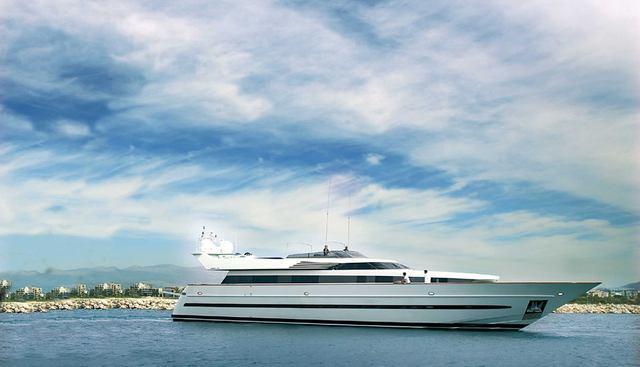 Astir Charter Yacht