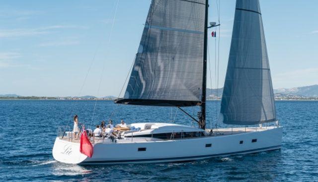 Leo Charter Yacht