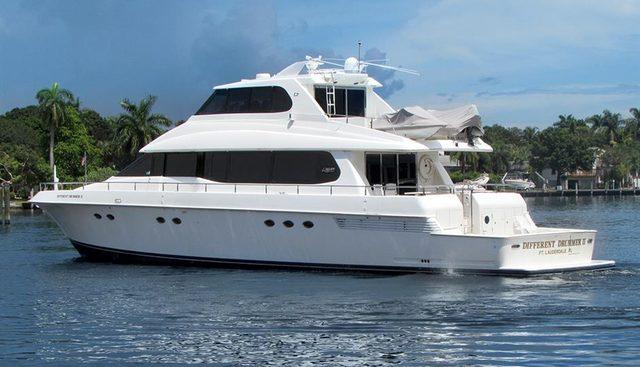 Zhuzhy Charter Yacht - 2