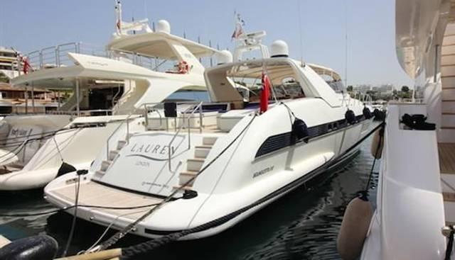 Lauren Charter Yacht