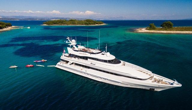 Brazil Charter Yacht