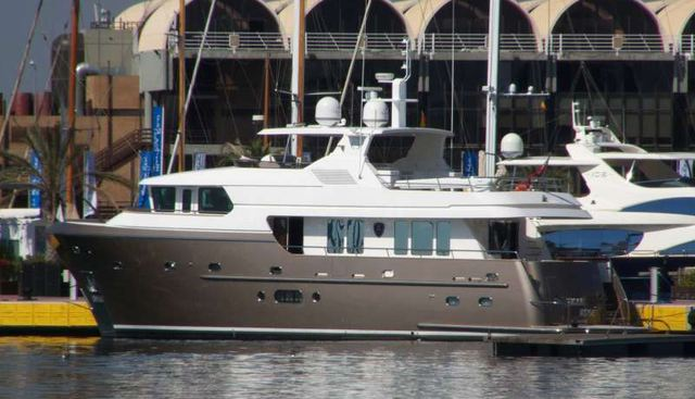 Tiger Rose Charter Yacht - 4