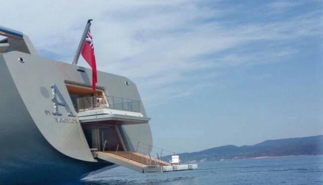 Sailing Yacht A Charter Yacht - 8