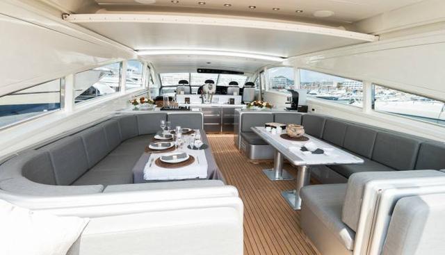 Aya Charter Yacht - 4