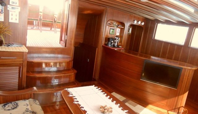 Biliz Charter Yacht - 8