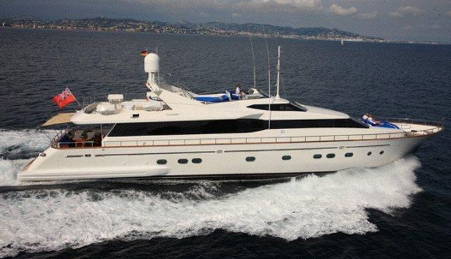 Bojangles Charter Yacht - 3
