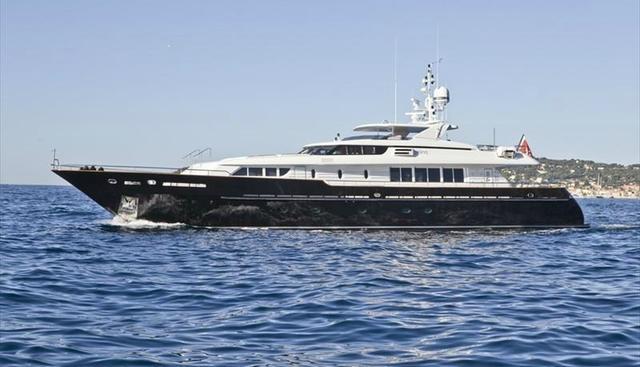 Kingfish Charter Yacht