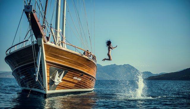 Entre Cielos Charter Yacht - 4